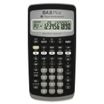 CALCULATOR ADV FIN TI BAII PLUS