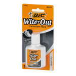 BIC QUICK DRY 'WITE-OUT' CORRECTION FLUID