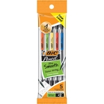 BIC .7MM MECHANICAL PENCILS 5PK