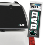 DECAL COLOR SHOCK SPARTAN WITH DAD