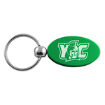 KEY CHAIN OVAL WITH Y(SPART)C