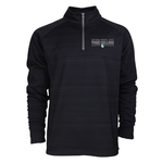 OURAY 1/4 ZIP JACKET EVOLUTION WITH YORK COLLEGE 1787 ON LEFT CHEST