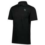 HOLLOWAY MEN'S S/S POLO SHIRT WITH Y(SPART)C ON LEFT CHEST