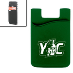 YC SPARTAN SILICONE CARD HOLDER