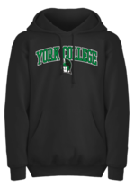 88 YORK COLLEGE ARCH HOODED SWEATSHIRT