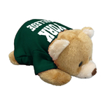 "CHUBLETS 5"" BEAR WITH GREEN T-SHIRT"