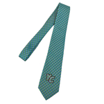 EAGLES WINGS YC GINGHAM NECKTIE