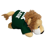 "CHUBLETS 5"" LION WITH GREEN T-SHIRT"