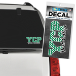 CDI AZTEC PRINT DECAL