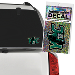CDI YCSPARTAN HOLOGRAPHIC DECAL