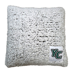 PILLOW FROSTY 16X16 WITH YC LOGO