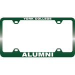 LXG ALUMNI LICENSE PLATE FRAME