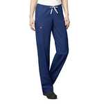 UNISEX NAVY NURSING SCRUB PANTS
