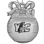 ORNAMENT PEWTER BALL
