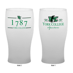 PUB GLASS FROSTED 20 OZ-FULL COLOR IMPRINT