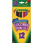 CRAYOLA COLORED PENCILS SET OF 12