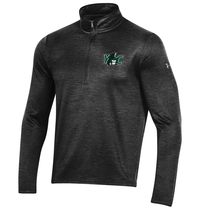UNDER ARMOUR 1/4 ZIP JACKET WITH HEAT SEAL