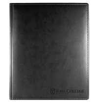 PADFOLIO WITH ALUMNI DEBOSSED