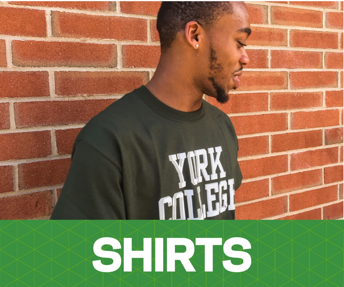 York College of PA Shirts